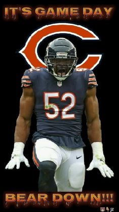 Watch NFL football games on any device. Nfl Bears, Bears Game, Bears Football, Chicago Bears Quotes, Chicago Bears Pictures, Nfl Football Players, Football Memes, Nfl Redzone, Football Prayer