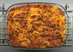 Voita ja Suolaa: Spaghettivuoka