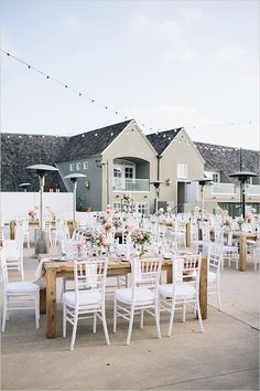 A beachy love story wedding