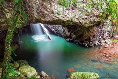 Natural Bridge, waterfall, Springbrook, Gold Coast, Springbrook, Queensland, Numinbah, river, rocks, travel, tourism, hinterland