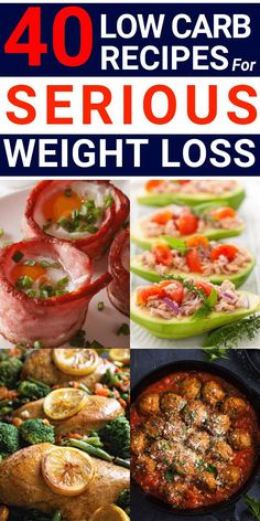 These low carb recipes will jumpstart your weight loss efforts and make meal planning easy! If you're looking for a weight loss meal plan that's healthy and easy a low carb diet is perfect for women! Whether you are researching the best low carb plans like the ketogenic diet or looking for low carb recipes for breakfast, lunch, or dinner, you'll find the results you need right here! #lowcarb #lowcarbdiet #lowcarbrecipes #keto #ketorecipes #ketodiet #weightloss #weightlossrecipes