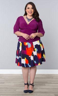 Keira Kimono Sleeve Top-Sale