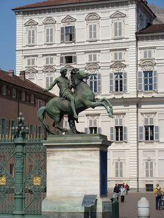 Piazzetta e Palazzo Reale | Turin