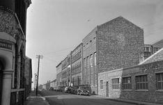 24 wonderful pictures of Longton from renowned photographer Bert Bentley - Stoke-on-Trent Live Midland Bank, Unseen Images, Royal Stafford, Local Photographers, Wonderful Picture, Stoke On Trent, Slums, Local History, Old Photos