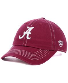 big sale 0620b 22765 Top of the World Alabama Crimson Tide Stitches Adjustable Cap   Reviews - Sports  Fan Shop By Lids - Men - Macy s