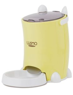Lusmo Automatic Pet Feeder - English Ver. * You can find more details by visiting the image link.