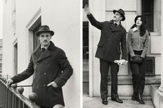 Levi's Vintage Clothing Autumn/Winter 2014 Metropolis Lookbook | FashionBeans.com