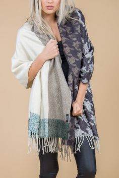 - Cashmere Blend Wrap - Pack of 3 Cashmere, Luxury, Purple, Collection, Fashion, Best Of Luck, Moda, Cashmere Wool, La Mode