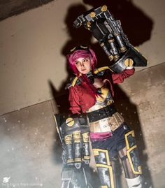Cutie Vi of League of Legends Cosplay by Ekkokia from Spain Vi Cosplay, Cosplay League Of Legends, Champions, Card Games, Spain, Interview, Lol, Feminine, Spanish