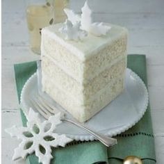 Billet's White Cake ~ We don't remember who Mrs. Billet is, but she's a cake-lover's best friend. Make her must-try white cake today. Food Cakes, Cupcake Cakes, Cupcakes, Sweet Recipes, Cake Recipes, Dessert Recipes, Frosting Recipes, Holiday Cakes, Christmas Desserts