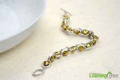 Wire Jewelry Making Tutorials-Distinctive Braided Chain Bracelet - Pandahall.com