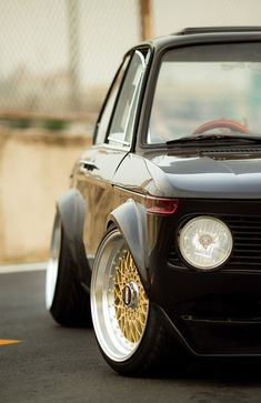 Think what you want. I say a stanced car is to a factory car what a superhero is to an everyday human. It just looks... right. More info: http://favcars.net/