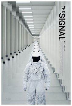 SIGNAL // Poster, Graphism