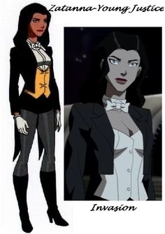 zatanna young justice toy - 385×548