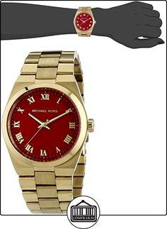 Michael Kors MK5936 Reloj de Damas  ✿ Relojes para mujer - (Gama media/alta) ✿