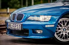 BMW Z3 My Dream Car, Dream Cars, Bmw Z3, Car Restoration, Car Parts, Cars And Motorcycles, Wheels, Colors, Vehicles
