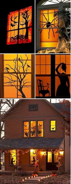Let's Boo Your Neighbors with These 15 Outdoor Halloween Decorating Ideas https://www.futuristarchitecture.com/30342-outdoor-halloween-decorating-ideas.html