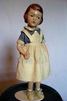 Vintage Wendy Ann doll.