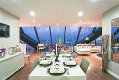 Cobertura de Luxo com Vista Imponente de Londres -