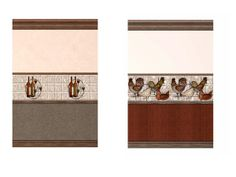 Rennara's Autumn Backsplash Tile