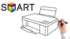 Smart TV's zijn alom bekend. Maar een Smart printer?