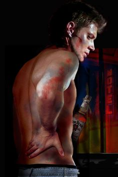 jacklesonmymind:rizlow1:  misswhizzy:  rizlow1:  misswhizzy:  Fan Art:  #Hurt Dean #medicine in a bottle  ohhh, geeklibrarian - how about a little (spectacular) Hurt!Dean fan art?    rizlow1 I don't even remember posting this. I must have been asleep. Cowgirl, where did you find this?!  It was on the Naughty Board :) (imagine that) and I could totally see us posting sexy Dean pics in our sleep - much more fun than sleepwalking  beautiful jacklesonmymind - saw your tags…silver 4456 painted…