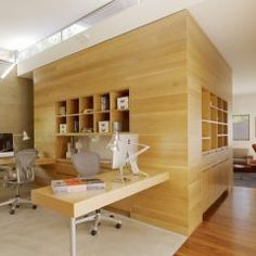 office space within a spce