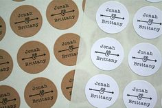 ... 1-Color Custom Circle Stickers, on Rolls. Sold by TwinCityPrintShop