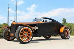 1927 Ford Model T,  Rat Rod