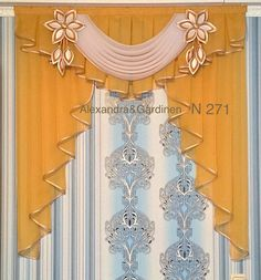 Одноклассники Fancy Curtains, Swag Curtains, Curtains And Draperies, Luxury Curtains, Elegant Curtains, Home Curtains, Valance, Home Entrance Decor, Home Decor Wall Art