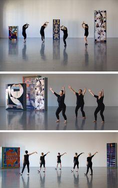 On view through September 9, 2012: Sharon Lockhart | Noa Eshkol. © Sharon Lockhart, 2011 // I want to see this.