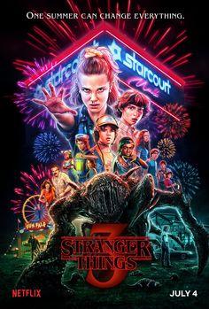Stranger Things 3 - Poster
