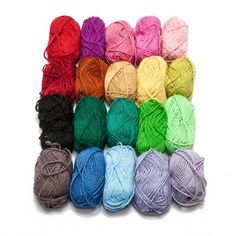 gomitoli di lana in offerta