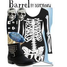 """Barrel"" by lalakay on Polyvore"
