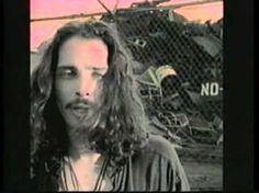 Chris Cornell's Rock the Vote commercial from the early 90's, about 93. I saw him quoted later criticizing RTV for being more concerned with registering peop...