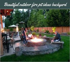 Discover More About Outdoor Fire Pit Ideas Backyard Check The Webpage To  Learn More