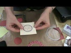 Scrapbooking Made Simple use the NEW Sizzix Framelits vs. Spellbinders Nestabilities - YouTube