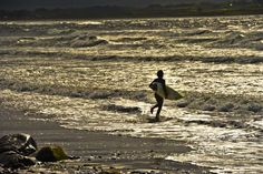 Surfing at Strandhill, Sligo. Easkey is good too. Home Temple, Country Bedding, Half Moon Bay, The Beautiful Country, Close My Eyes, Bed And Breakfast, Competition, Ireland, Photo Galleries
