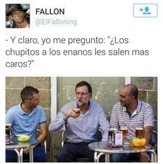 Reflexiones de Rajoy en el bar de abajo de casa.