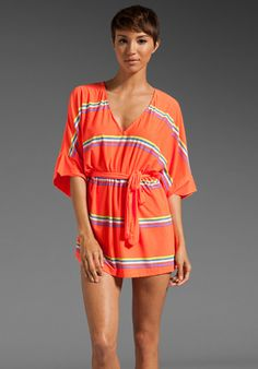 Juicy Couture Miss Divine Cover Up in Tiki Torch