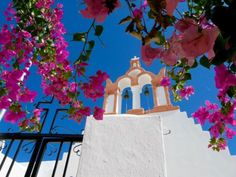 Santorini - endlich Urlaub! - ITCHY FEET Santorini, Painting, Art, Travel Report, Viajes, Art Background, Painting Art, Kunst, Paintings