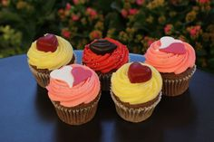 「LOLA'S Cupcakes Tokyo /ローラズ・カップケーキ東京」が贈る2017バレンタイン商品が発売間近