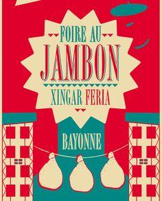 Foire au Jambon à Bayonne