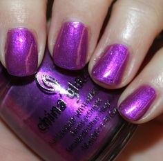 "China Glaze ""Senorita Bonita"" (Island Escape Collection)"