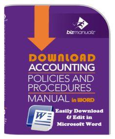 restaurant standard operating procedures manual