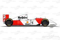 McLaren MP4-8 (1993)