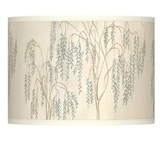 Weeping Willow Giclee Lamp Shade 13.5x13.5x10 (Spider) ** You can get additional details at the image link. (This is an affiliate link) #LampShades