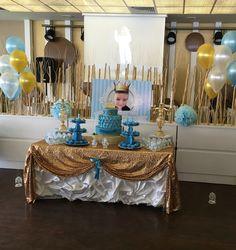 Oğlumun 1 yaş doğum günü