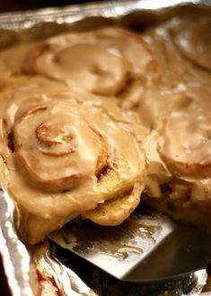 Pioneer Woman's Cinnamon Rolls..'each cinnamon roll is like the center of a cinnamon roll'