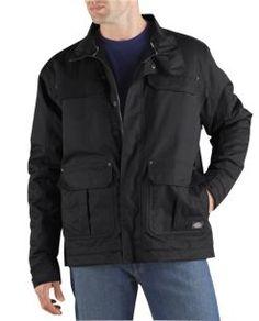Vigor Twill Waterproof Breathable Coat | Men's Jackets & Coats | Dickies.com